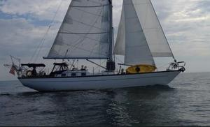 Used Reliance 44 Cruiser Sailboat For Sale