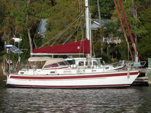 Used Najad 370 Cruiser Sailboat For Sale