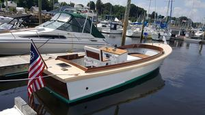 Used Bob Rich Launch Commercial Boat For Sale