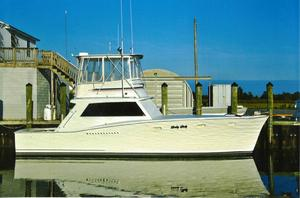 Used Pacemaker 40 Sportfisherman Sports Fishing Boat For Sale