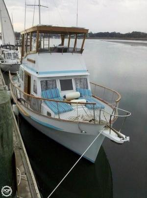 Used Bristol Trawler Boat For Sale