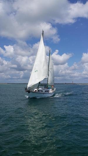 Used Wellington Cutter/ketch Sailboat For Sale