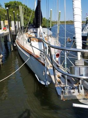 Used Shannon 50 Cruiser Sailboat For Sale