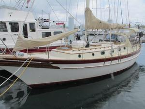 Used Cabo Rico 38 Cutter Sailboat For Sale