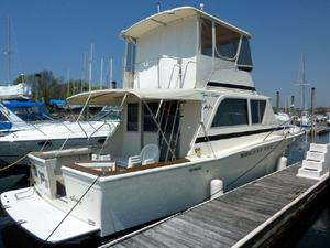 Used Chris-Craft 382 Convertible Fishing Boat For Sale