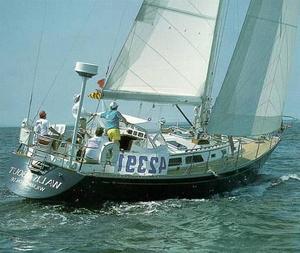 Used Alden Cruiser Sailboat For Sale