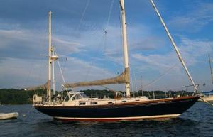 Used Block Island 40 Cruiser Sailboat For Sale
