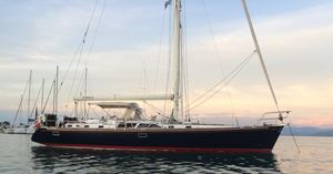 Used Hylas 54 Deck Salon Cruiser Sailboat For Sale