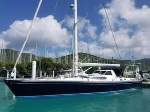 Used Islander 56 Cruiser Sailboat For Sale