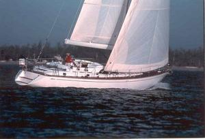 Used Stellar 52 Raised Saloon Cruiser Sailboat For Sale