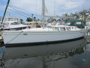 Used Jeanneau 43 DS Deck Saloon Sailboat For Sale