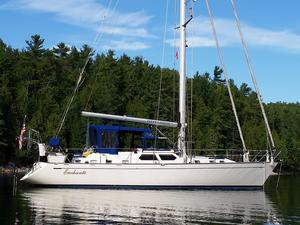 Used Tayana 48 Deck Salon Deck Saloon Sailboat For Sale