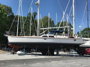 Used Hylas 54 Deck Saloon Sailboat For Sale