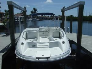 Used Ebbtide 2400 SS Deck Boat Bowrider Boat For Sale