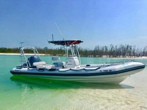 Used Ribcraft Center Console Fishing Boat For Sale