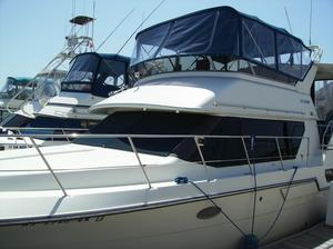 Used Carver Yachts Cabin Cruiser Boat For Sale