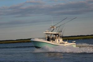 Used Dusky CC Center Console Fishing Boat For Sale