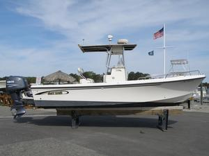Used May-Craft 2300cc Center Console Fishing Boat For Sale