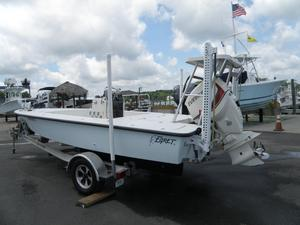 Used Egret 18 Center Console Fishing Boat For Sale