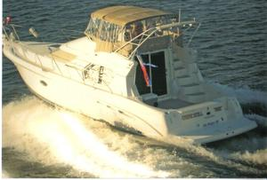 Used Silverton 35 Convertible Fishing Boat For Sale