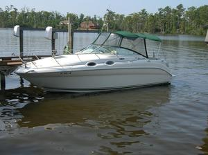 Used Sea Ray 260 Cruiser Boat For Sale