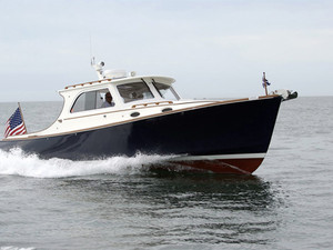 Used Hinckley 36 Picnic Boat EP Downeast Fishing Boat For Sale