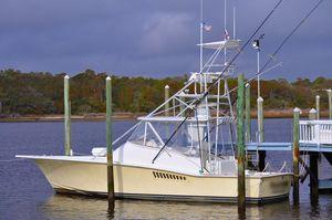 Used Bimini 36 Sportfish Convertible Fishing Boat For Sale