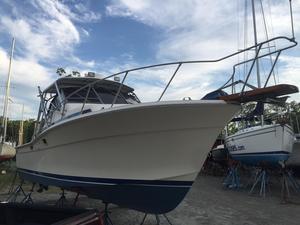 Used Topaz Sport Fisherman Express Cuddy Cabin Boat For Sale