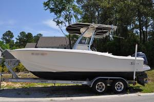 Used Scout 210 Sportfish Freshwater Fishing Boat For Sale
