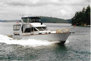 Used Angel 48 Cruiser Boat For Sale
