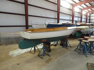 Used Crosby Wianno JR Antique and Classic Boat For Sale