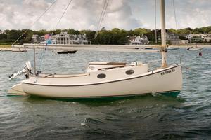 Used Hermann Cat 17 Motorsailer Sailboat For Sale