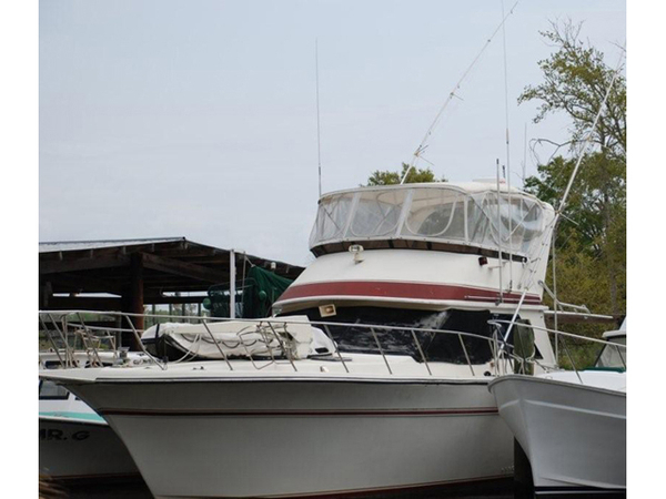 Used Californian 42 Convertible Sports Fishing Boat For Sale