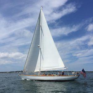 Used Van Dam Daysailer Sailboat For Sale