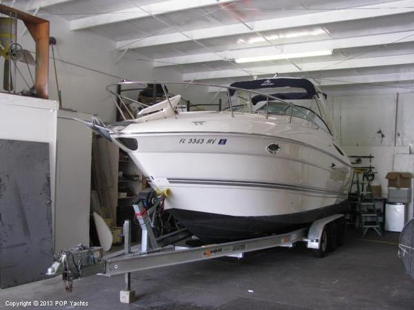 Used Monterey 270 Express Cruiser Boat For Sale