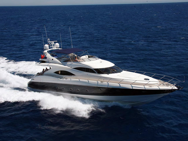 Used Sunseeker Flybridge Motor Yacht Motor Yacht For Sale