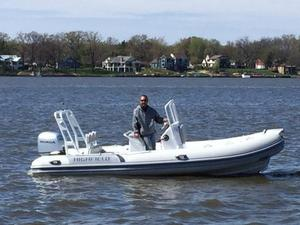 New Highfield 540 Deluxe Tender Boat For Sale