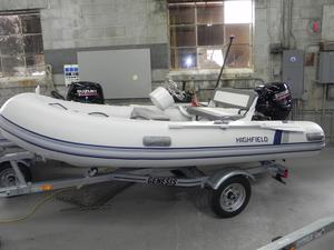 New Highfield Classic 360 Tender Boat For Sale