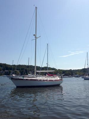 Used Morgan 41 Classic Racer and Cruiser Sailboat For Sale