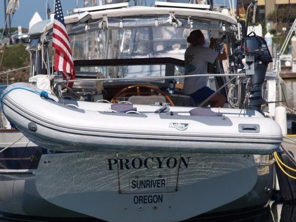 2001 Used Gozzard 44 Cutter Sailboat For Sale - $285,000