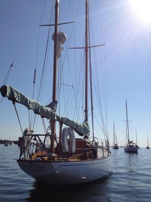 Used Concordia Yawl #100 Captiva Yawl Sailboat For Sale