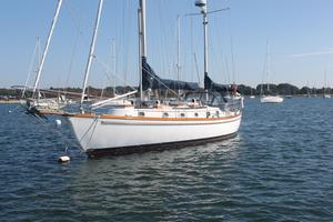 Used Shannon 43 Ketch Sailboat For Sale