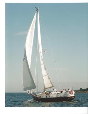 Used Shannon 43 Racer and Cruiser Sailboat For Sale