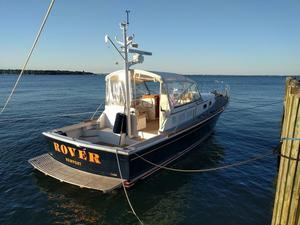 Used Grand Banks Eastbay 38 Cruiser Boat For Sale