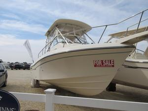 New Grady-White Gulfstream 232 Center Console Fishing Boat For Sale