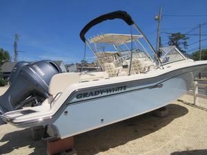 New Grady-White Freedom 215 Cruiser Boat For Sale