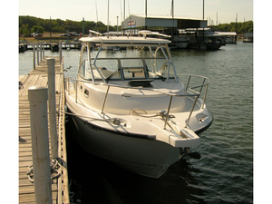 Used Boston Whaler 305 Conquest Sports Fishing Boat For Sale