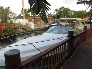 Used Four Winns 378 Vista Cruiser Boat For Sale