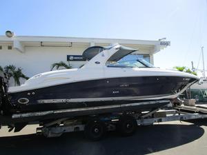 Used Sea Ray 290 SLX Bowrider Boat For Sale