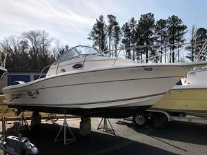 Used Sport-Craft 241 Walk Around Cruiser Boat For Sale